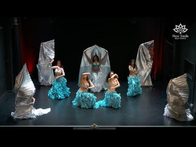Midnight Lotus Fleur Estelle Dance Company Show Finale (Spring 2017)