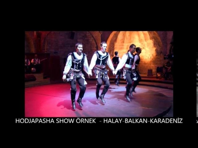 HODJAPASHA SHOW ÖRNEK Turkish show in Istanbul Hodjapasha Dance Theatre Istanbul