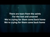 Tears of the Saints - Leeland w Lyrics