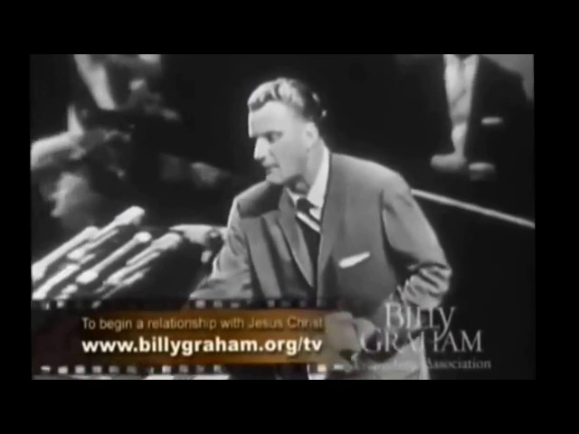 Как Жить Христианской жизнью. Билли Грэм. 1957 год.