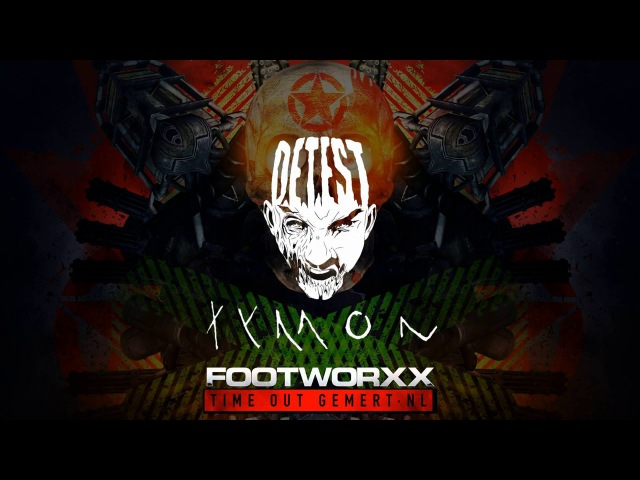 Detest Vs Tymon - Live at FOOTWORXX NL 2017