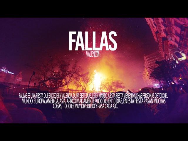 VALENCIA FALLAS'16 FILM