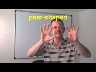 Learn English: Daily Easy English Expression 0590: to go pear-shaped