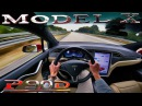 Tesla Model X P90D Ludicrous ACCELERATION TOP SPEED POV Test Drive on Autobahn