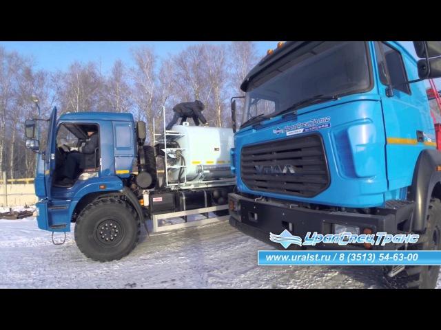Завод «УралСпецТранс» вошел в список крупнейших производителей РФ