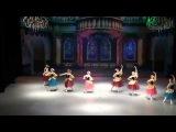 Хореографический ансамбль Москвич, Танцующая планета отчетный концерт, 16.05....