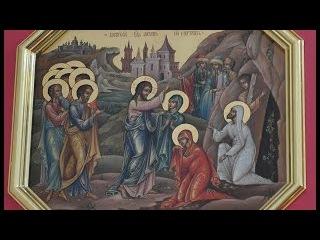 О воскрешении Лазаря (читает Соня Мармеладова)