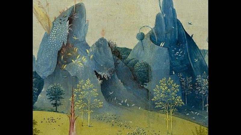 Hieronymus Bosch's The Garden of Earthly Delights HD