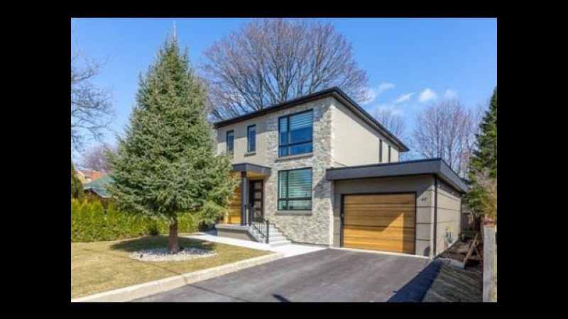 Toronto 31 BR 4 WR Detached House For Sale