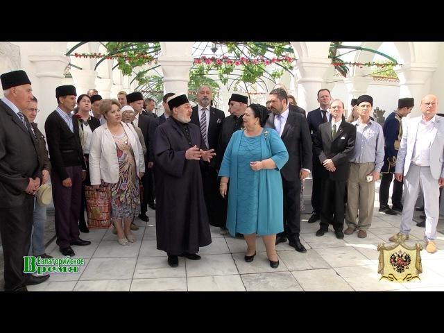 Посещение Главой Российского Императорского Дома Караимских Кенас