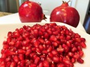 Как почистить ГРАНАТ за 3 минуты. Два способа. How To Cut Seed a Pomegranate. Two ways.
