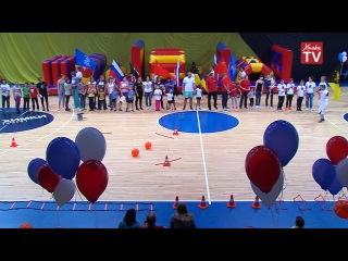 В БЦ «Химки» провели финальные состязания проекта «Дружная семейка»