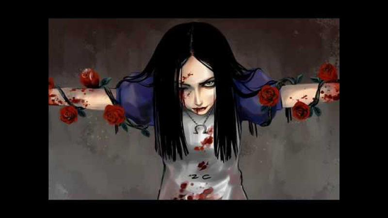 Клип на игру Alice Madness Returns песня Жертвоприношение Алисе