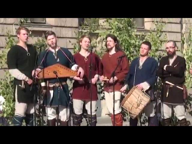 Latvian War Folk Song about Turks VILKAČI Latviešu Kara Dziesma - Māmiņ vaicā sav dēliņu