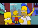 The Simpsons Japanese cartoon that causes seizures S10Ep23