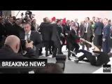 Телохранители Путина в работе - как работает охрана политиков
