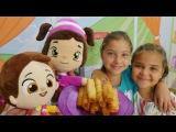 Oyun Diyarı - Polen ve Sema ile sigara böreği. Kız oyunları. Mutfak oyunu. Çevrimiçi video izle
