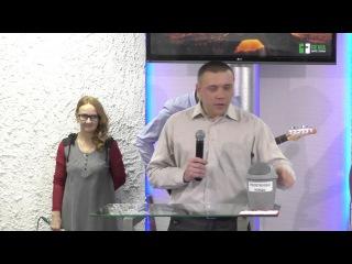 Свидетельство Зои и Фёдора, Евангельская Церковь Рема г. Бийск