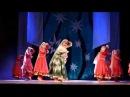 Народный ансамбль индийского танца Ситара - Kaise Mukhde Se Mujra dance