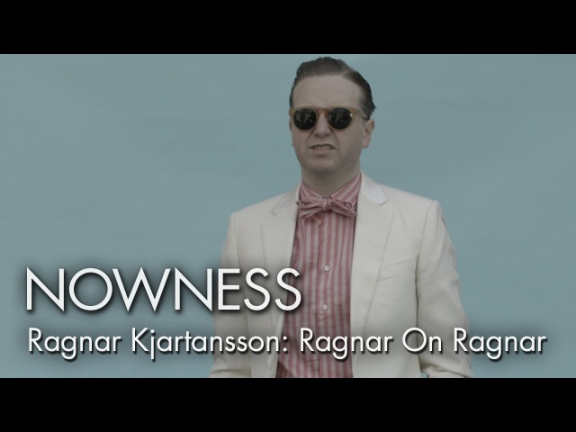 Ragnar Kjartansson in Ragnar On Ragnar by Pavel Raev