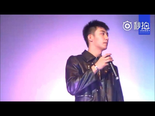 [YuZhou]Huang Jingyu shed tears when Xu Weizhou sing 'I LOVE YOU'