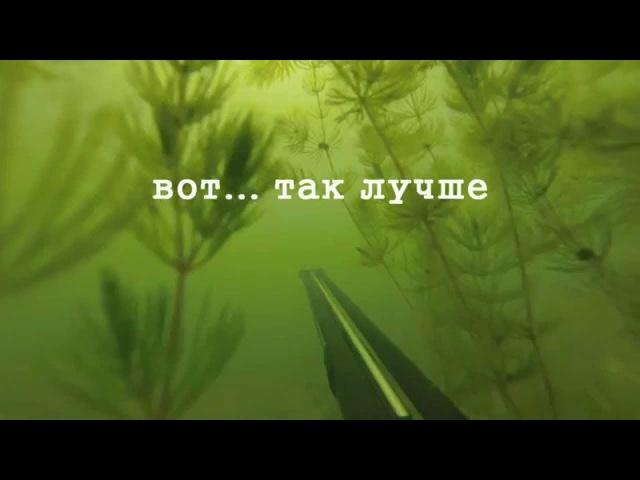 Подводная охота В ЗАСАДЕ