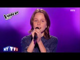 The Voice Kids France 2016 Eva Pas toi (Jean-Jacques Goldman) Blind Audition