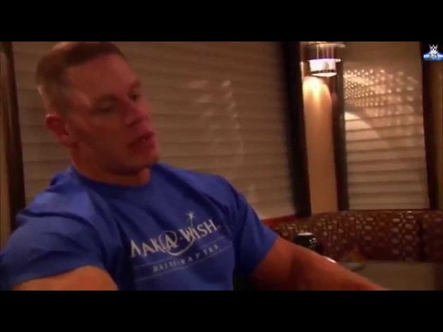 WWE Wrestlemania XXVIII ► John Cena vs The Rock [OFFICIAL PROMO HD]