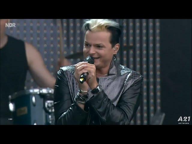 Lacrimosa Der Morgen Danach Live in M'era Luna Festival 2016 Main Stage