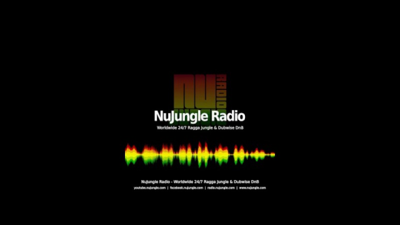 (LIVE) Ragga Jungle, Reggae Drum and Bass, Dubwise DnB Music. 24/7 Shows Replays - NuJungle Radio