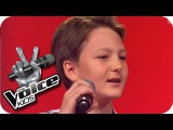 Mads Langer - You're Not Alone (Finn) The Voice Kids 2013 Finale SAT.1