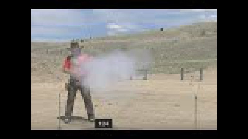 Bob Munden - World's Best and Fastest Shooter Does Amazing Shooting Tricks