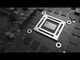 Xbox Scorpio — Новая консоль в 4K и 60FPS. В 4,5 раза мощнее Xbox One!