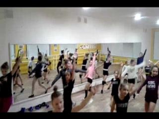 Либерти Нижнекамск бродвейский джаз хореография танцы дети подростки тренировки