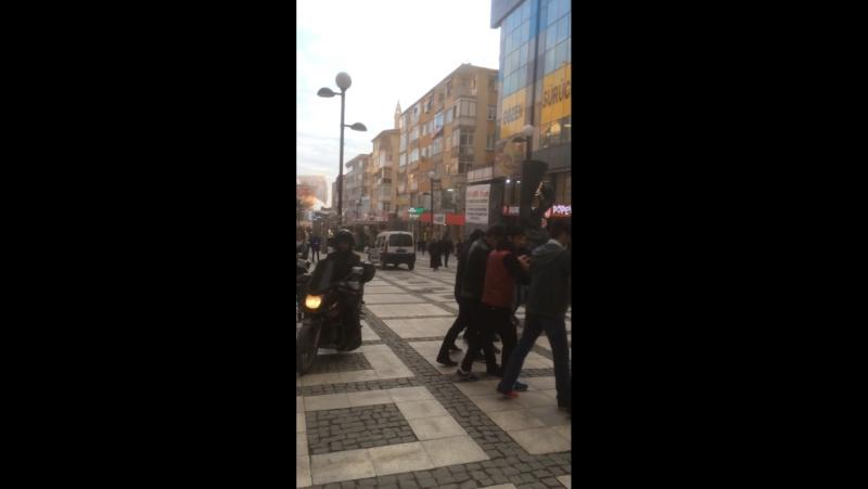 Стамбул. Avcılar. Март 2017
