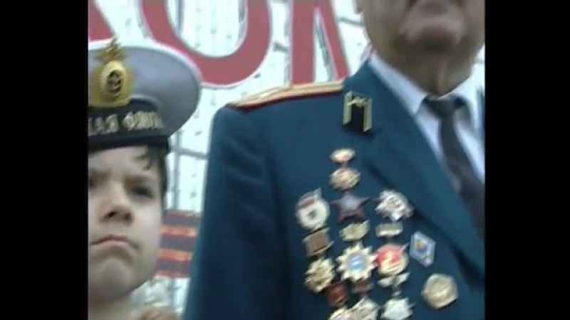 II слет кадетов в Волгограде-2006