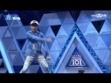 170414 PRODUCE 101 season2 FNC Entertainment Yoo Hoe Seung ♬ Replay