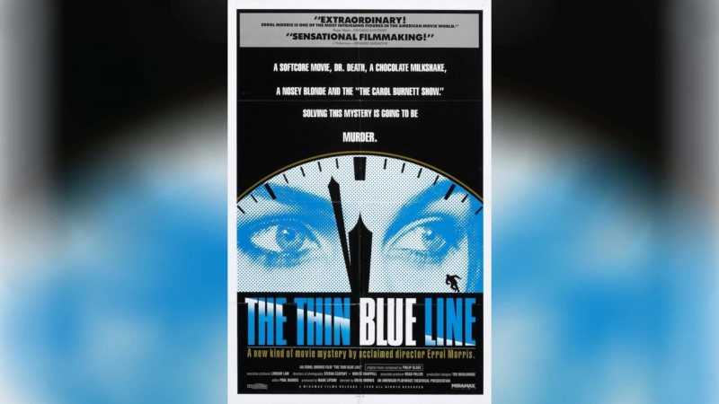 Тонкая голубая линия (1988) | The Thin Blue Line