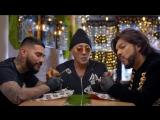 Филипп Киркоров, Григорий Лепс и Тимати - реклама Black Star Burger (2017)