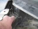 Кузовной ремонт Hyundai Solaris часть - 2