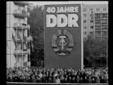 NVA Ehren-Parade Zum 40 Jahrestag