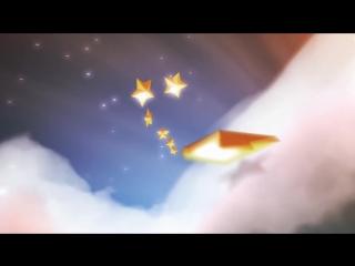 Футаж для видеомонтажа- начало фильма (Звезды)