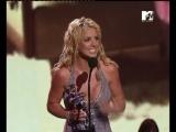 Britney Speras - Winning awards (MTV VMA 2008)