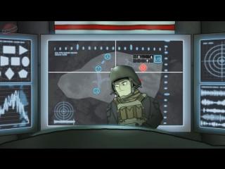 Друзья по Battlefield - Командир в игре 4 сезон 9 серия