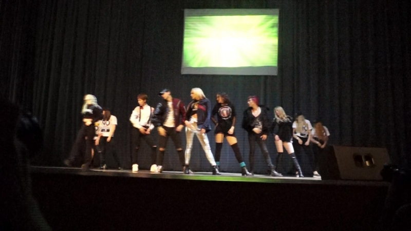 CLC - Goblin (dance cover by Gentelman'S) UniCOrN 070517 » Freewka.com - Смотреть онлайн в хорощем качестве