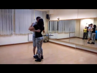Kizomba Linaf & Aleksandra