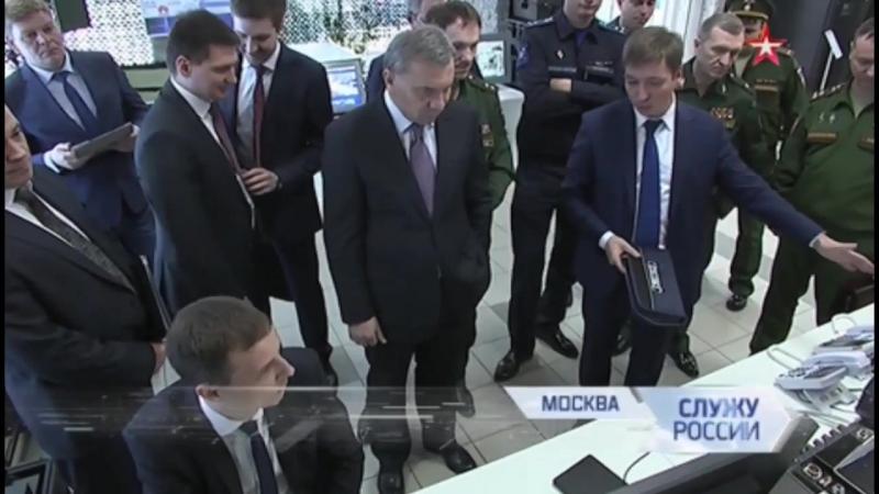 СЛУЖУ РОССИИ ВОЕНТЕЛЕКОМ 2017