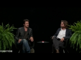 Between Two Ferns with Zach Galifianakis- Brad Pitt