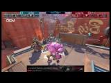 LW Red делают демонический ритуал перед битвой | Overwatch