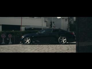 Lexus RC F на дисках от Vossen